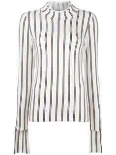 свитер в полоску Aalto