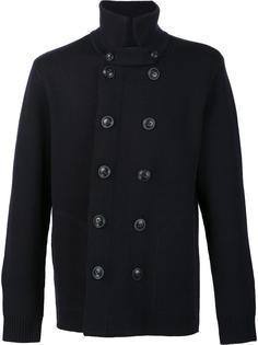 двубортная куртка Vince