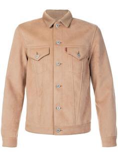 куртка с заплатками на локтях Junya Watanabe Comme Des Garçons Man