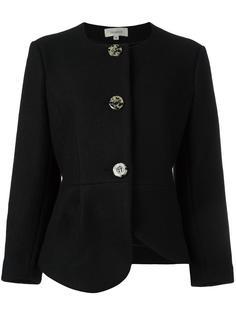 пиджак с асимметричной баской Isa Arfen