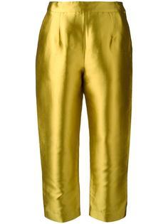 брюки с завышенной талией Isa Arfen
