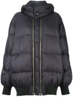 дутая куртка свободного кроя Stella McCartney