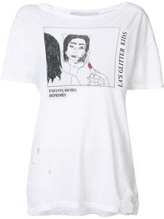футболка 'Glitter Kids'  Enfants Riches Deprimes