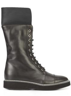 lace-up mid-calf boots Fabiana Filippi
