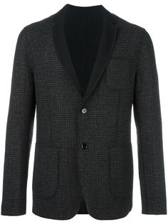 patch pockets blazer Paolo Pecora