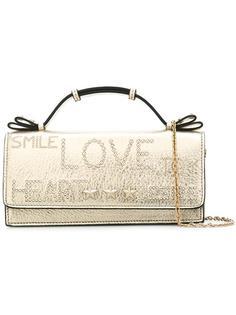 сумка через плечо 'Love' Red Valentino