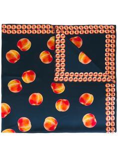 шарф с принтом фруктов Paul Smith