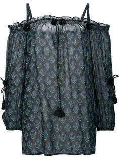 блузка 'Josette' с открытыми плечами Figue