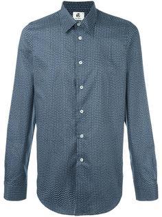 рубашка в мелкий горошек Ps By Paul Smith