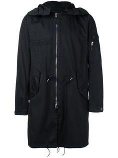 hooded coat Stone Island Shadow Project