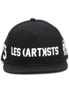 кепка с логотипом Les (Art)Ists