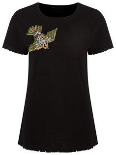 embroidered blouse Andrea Bogosian