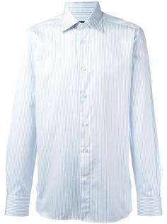 полосатая рубашка Ermenegildo Zegna