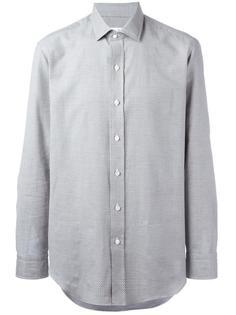 рубашка с мелким узором Salvatore Piccolo