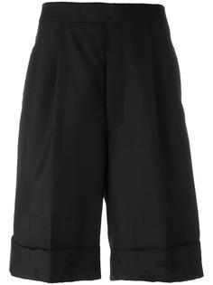 шорты с потертой отделкой Thom Browne