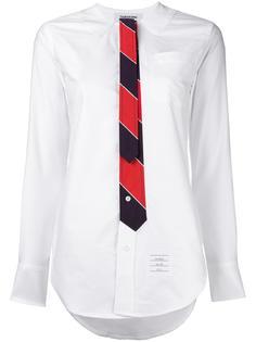 блузка с галстуком Thom Browne