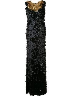 вечернее платье с пайетками Sonia Rykiel