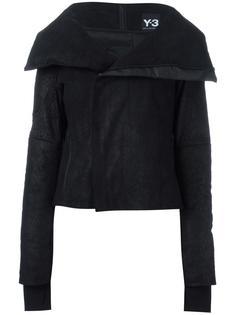 куртка на молнии с широкими лацканами Y-3