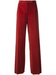 широкие прямые брюки Lardini