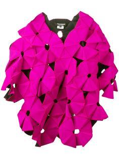 объемная структурированная блузка Junya Watanabe Comme Des Garçons
