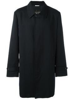 однобортное пальто Comme Des Garçons Vintage