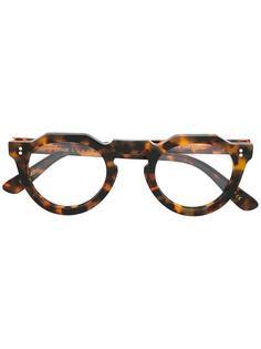 очки 'Pica' в черепаховой оправе Lesca
