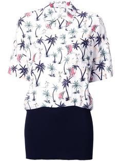 футболка-поло 'Hawaiian'  Bassike