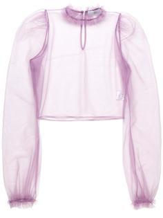 прозрачная блузка Daizy Shely