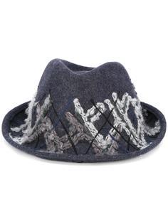 фетровая шляпа 'X' Le Chapeau