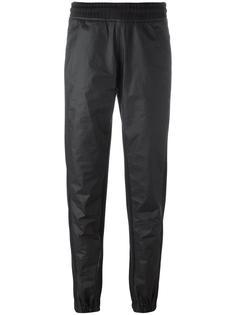 спортивные брюки с эластичными щиколотками  Yeezy