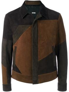 куртка с панельным дизайном System Homme