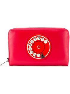 кошелек в виде винтажного телефона Yazbukey
