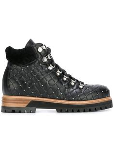 стеганые ботинки Le Silla