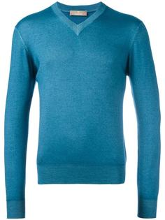 v-neck jumper Cruciani