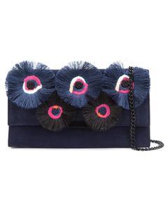 сумка через плечо с цветочным элементами Loeffler Randall