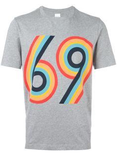 футболка '69' Paul Smith
