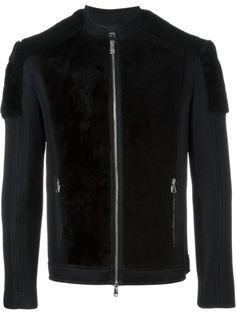 двухцветная куртка-бомбер Antpitagora