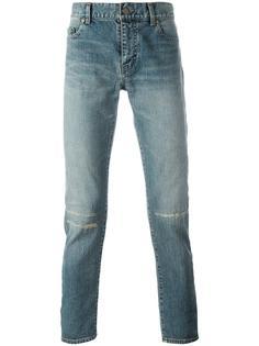 джинсы кроя скинни Saint Laurent