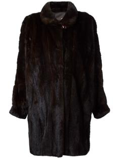 mink fur coat Fendi Vintage