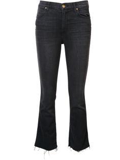 укороченные джинсы The Great