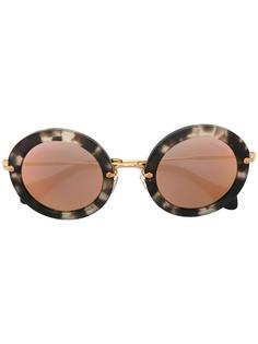 солнцезащитные очки 'Noir' Miu Miu Eyewear