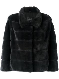 короткая меховая куртка Arma