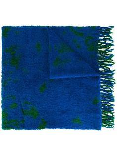 шарф с бахромой Suzusan