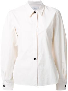 рубашка с объемными рукавами Lemaire