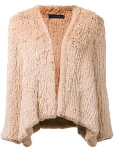 'Emily' v-neck coat H Brand