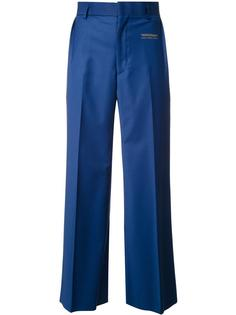 прямые укороченные брюки Theatre Products