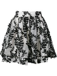 юбка 'Winsome' с вышивкой Zimmermann