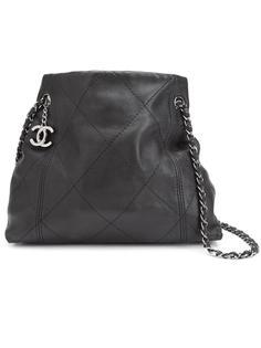 мягкая сумка-тоут Chanel Vintage
