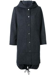 удлиненное пальто с капюшоном En Route