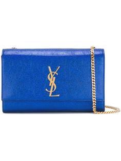сумка-сэтчел 'Kate Monogram'  Saint Laurent